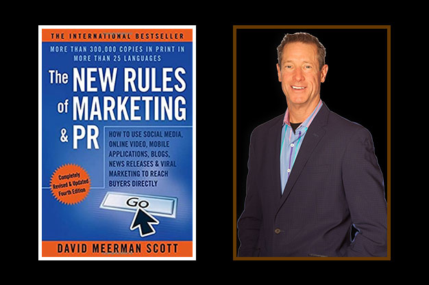 New Rules For Marketing & PR